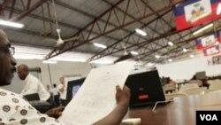 Ayiti - Eleksyon: Reyaksyon Kont Desizyon KEP a Pran Pou l Pa Pibliye Rezilta Definitif 1er Tou a