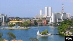 World Trade Center, Colombo, Srilanka (Foto: dok).