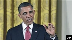 美國一項新的民意調查顯示﹐奧巴馬總統已失去了本.拉登被擊斃後獲得的高支持率。