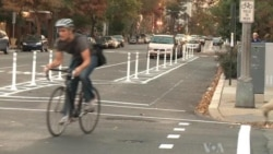 Bike Commuters in Washington Double, Changing US Capital