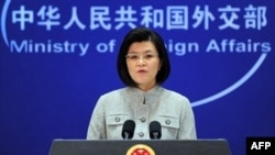 Phát ngôn viên Bộ Ngoại giao Trung Quốc Khương Du