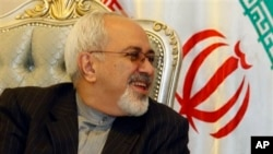 Iranian Foreign Minister Mohammed Javad Zarif is dealing directly with Washington on the Syria issue.