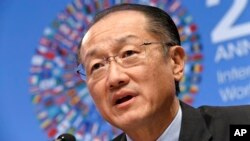 World Bank President Jim Yong Kim has said development banks should center their attention on fighting poverty.