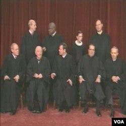 Sudije Vrhovnog suda Sjedinjenih Država