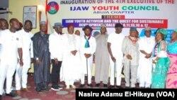 Matasan Ijaw a Abuja