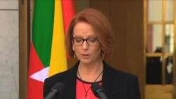 澳大利亚对缅甸放松制裁并提供援助