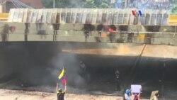 Aumentan los fallecidos en conflicto de Venezuela