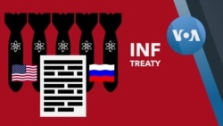 What's the INF Treaty Dispute About?