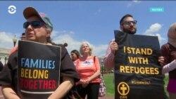 В США и за рубежом комментируют новую иммиграционную реформу Белого дома