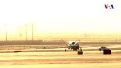 İran ABŞ dronunu vurub