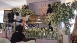 Funeral of Genius 'Ginimbi' Kadungure