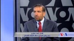 """معنوی: """"عبدالله عبدالله، توانایی های فزیکی بهتر دارد"""""""