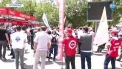 Diyarbakır'da Pandemi Gölgesinde 1 Mayıs Kutlaması