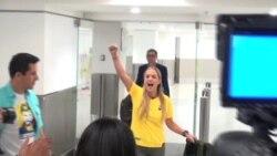 Tintori agradece a OEA por apoyo a Venezuela