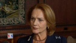 Intervistë me znj. Arta Dade, Parlamenti i Shqipërisë