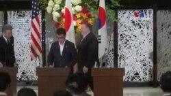 Ճապոնիան ու Հարավային Կորեան հույս ունեն, որ Հյուսիսի հետ բանակցությունները տալիս են դրական արդյունք