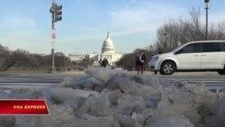 Giá lạnh đặc biệt tại Washington DC