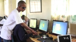 In Kenya, Blind Students Learn Through Technology