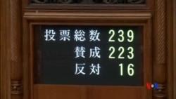 2014-06-18 美國之音視頻新聞: 日本通過立法禁止兒童色情物品