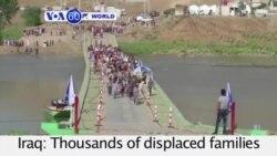 VOA60 Duniya: Yazidi da Iraq, Agusta 14, 2014