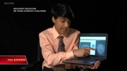 Khoa học gia 13 tuổi và phát minh trong lĩnh vực điều trị ung thư