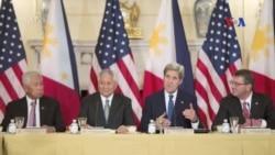 Philippines muốn tuần tra chung với Mỹ ở Biển Đông