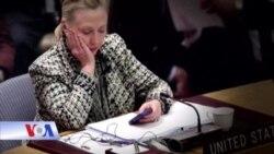 Vụ tai tiếng email của bà Clinton lại bị khơi dậy