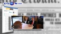 Ông Trump 'không chấp nhận' lịch trình tranh luận mùa thu (VOA60)