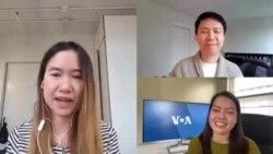 คุยข่าวกับ VOA Thai ในรูปแบบ Work from home ประจำวันพฤหัสบดีที่ 2 เม.ย. 2563