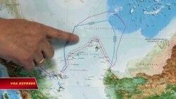 Indonesia đổi tên một phần biển Đông