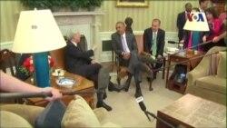TBT Nguyễn Phú Trọng trao đổi với TT Obama về những vấn đề 'vướng mắc'
