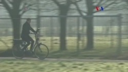 Bicicleta vibradora