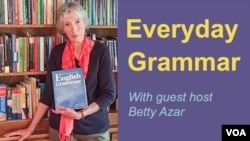 Everyday Grammar: The Sounds of Grammar with Betty Azar