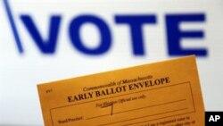 قرار است رأی دهی پیش از وقت، از طرق ایمیل و یا حضوری در ۳۷ ایالت امریکا صورت گیرد.