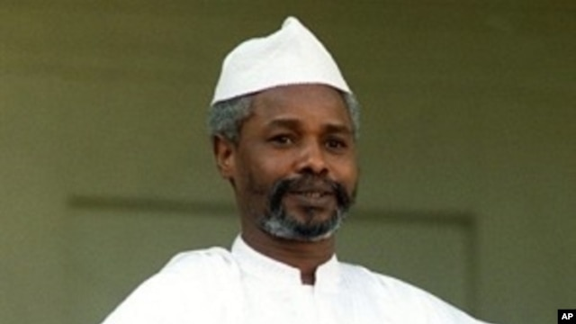 File photo taken on 21 Oct 1989 shows then-Chadian President Hissène Habré on an official visit in Paris. Ten years after Chadian dictator Hissene Habre was indicted in Senegal for mass murder and torture.