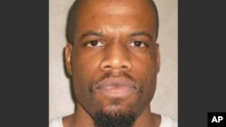 Clayton Lockett was convicted of shooting Stephanie Nieman in Kay County in 1999. (Photo provided by the Oklahoma Department of Corrections)