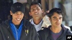 پاکستانی ہونے کی سزا دی جارہی ہے، معطل کرکٹرز