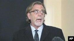 وکیل رابرت بیلز عسکر امریکایی مظنون در رویداد کندهار