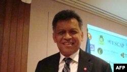 Tổng thư ký Hiệp hội các quốc gia Đông Nam Á Surin Pitsuwan