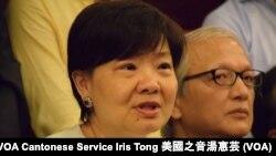 香港大律師公會前主席余若薇表示,這次中國當局拘捕維權律師是史無前例,有組織、大規模的行動