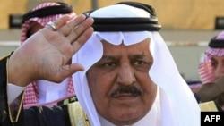 Глава МВД Саудовской Аравии принц Наиф бен Абдель Азиз аль-Сауд