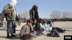 دره زدن در دوران حاکمیت طالبان یک امر معمول بود