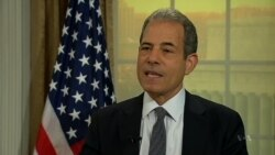 Interview clip with U.S. Under Secretary of State for Public Diplomacy and Public Affairs Richard Stengel