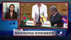 VOA连线:争对华政经利益,欧洲各国展竞争