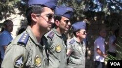 MiQ-29 təyyarəsinin pilotları