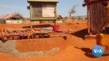 Seca e Fome no Madagáscar