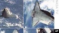 奋进号宇航员顺利开展工作 <img src=images/video_icon_1.gif border=0>