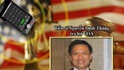 Truyền hình vệ tinh VOA Asia 4/4/2013