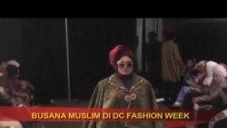 Masjid Indonesia dan Dian Pelangi di Ibukota AS (3)