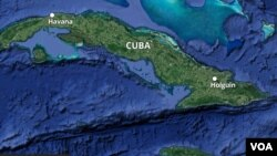 Friday's crash involved a domestic flight from Havana to Holguin in eastern Cuba.